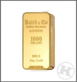 Buy 1KG Gold Bars