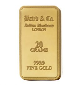 Buy 20g Gold Bars