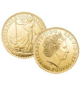 Britannia Gold Coins