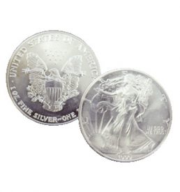 1 oz American Eagle Silver Coin