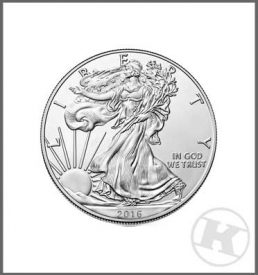 American Eagle Silver Coin 1 ounce