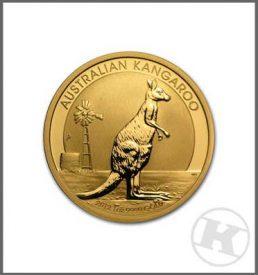 Australian Kangaroo Gold Coing