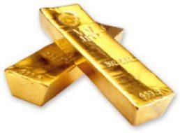 12.5KG Gold Bar