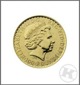 2015 Britannia Gold Coin