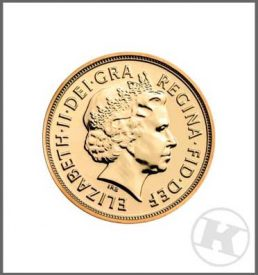 2015 Sovereign Gold Coin